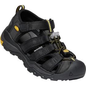 Keen Newport Neo H2 Sandals Kids black/keen yellow